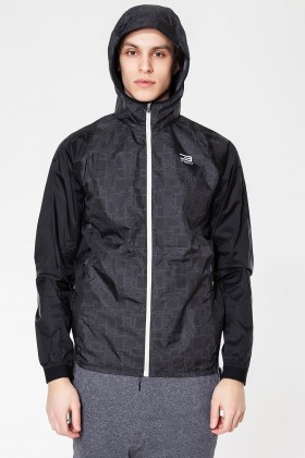 Jack & Jones - Jj Tc3 Training Light Weight Siyah Spor Mont