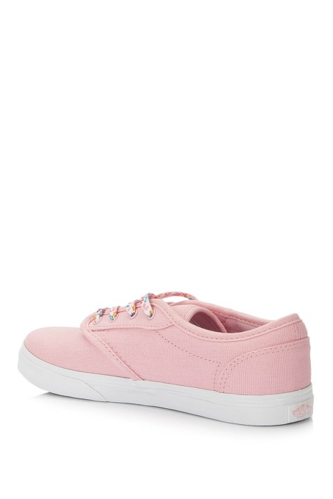Vans Atwood Low Canvas Pink Candy Sneaker