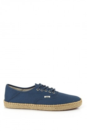 Vans - Authentic Ensign Blue Espadril