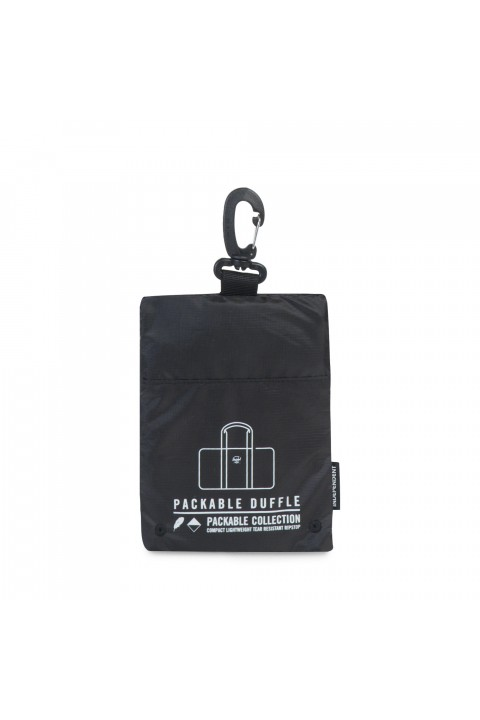Herschel Packable Duffle-Black Independent