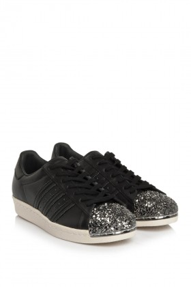 Adidas - Superstar 80S 3D MT Black Sneakers