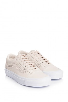 Vans - Ua Old Skool Pudra Pembe Sneakers