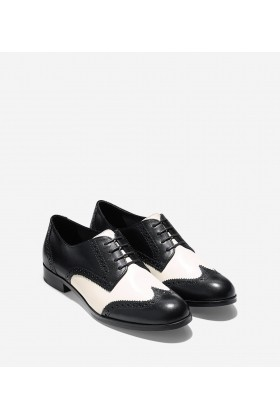 Cole Haan - Cole Haan Jagger Black/Ivory