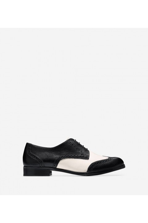 Cole Haan Cole Haan Jagger Black/Ivory