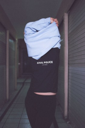 For Fun - Civil Police - T-shirt