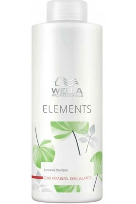 Wella - Wella Elements Onarici Şampuan 1000Ml