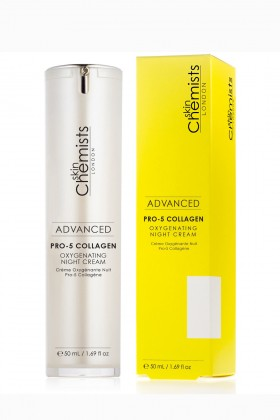Skin Chemists - Skin Chemists Pro 5 Col Oxygen Night Cream 50 Ml