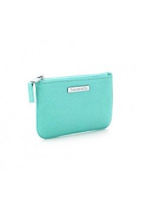 Tiffany & Co. - Tiffany Blue Leather Kese