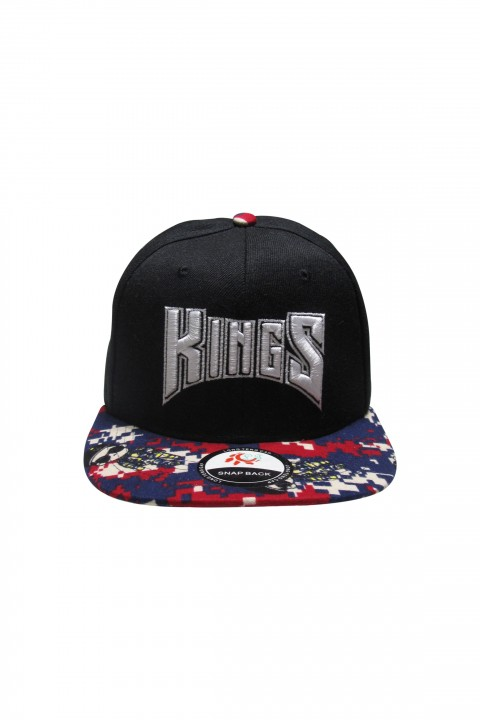 Panyo Fashion Kings Hip Hop Snapback Şapka