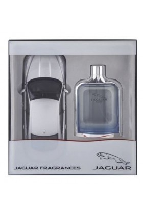 Jaguar Parfüm - Jaguar New Classic Car Set 100 Ml Edt + Car Erkek Parfüm Seti