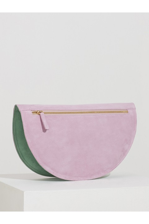 Maera Design Cleo Clutch Mint Yeşili