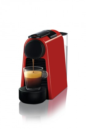 Nespresso - Essenza Mini D 30 Red Kahve Makinesi