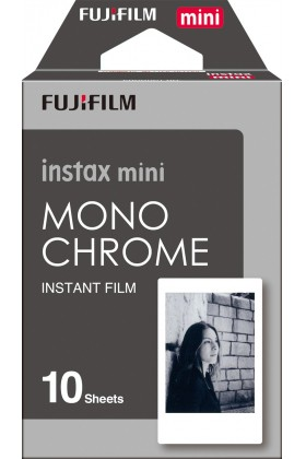 Fujifilm - Instax Monochrome Black&White (Sıngle)