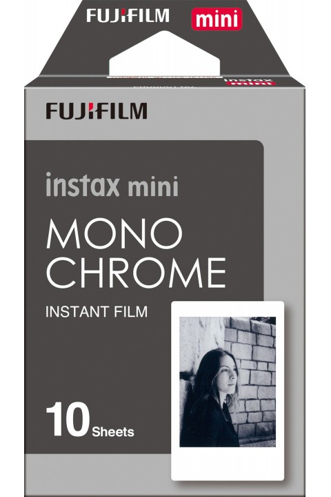 Fujifilm Instax Monochrome Black&White (Sıngle)