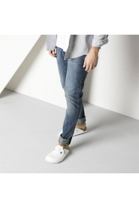Birkenstock - Birkenstock Boston White