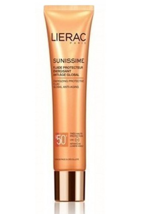 Lierac - Lierac Sunissime Energizing Protective Fluid Spf50+ 40 Ml