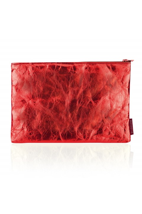 Epidotte Laptop Case Red Shıny