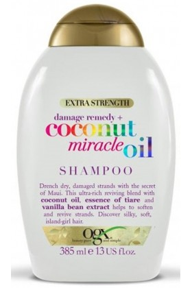 Organix - Organix Coconut Miracle Oil Şampuan 385 Ml