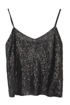 Payeds - Black Victoria Top