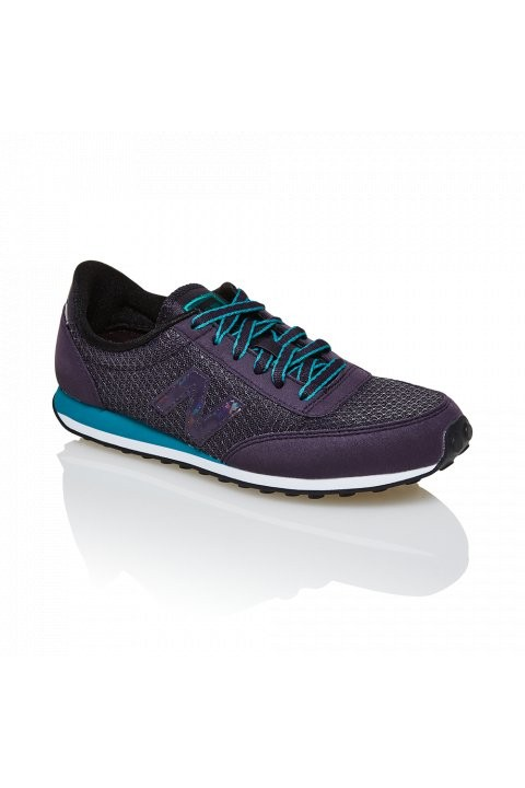 New Balance Superstep New Balance 410 Mor Spor Ayakkabı
