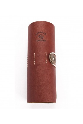 Le Color  - Le Color Leather Roll-Up Brown