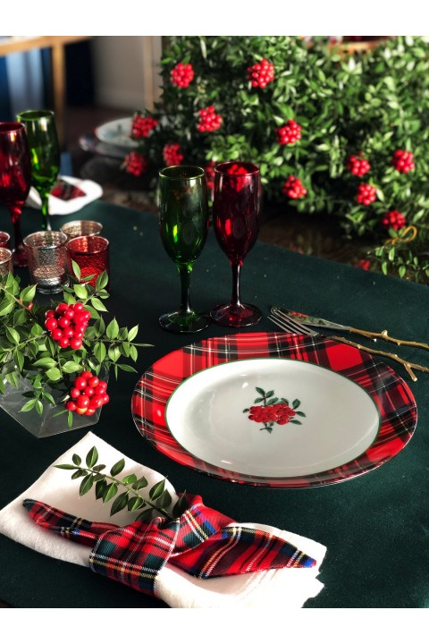 Fern&Co. Fern&Co New Year Red Berry Collection Buyuk Tabak