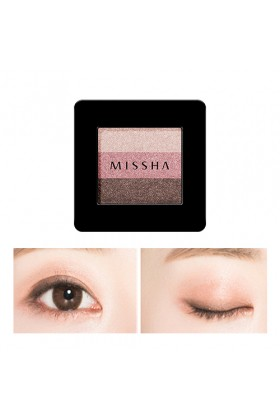 Missha - MISSHA Triple Shadow (No.10/Oriental Pink)