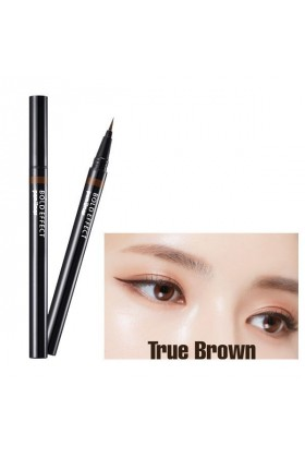 Missha - MISSHA Bold Effect Pen Liner (True Brown)