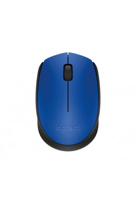 Logitech - Logıtech M171 Wıreless Blue Mouse 910-004640