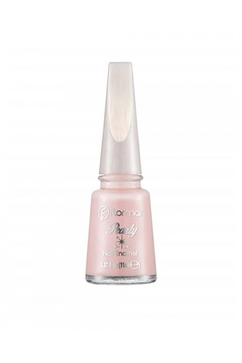 Flormar Flormar Pearly Pink Ivory 111 Oje