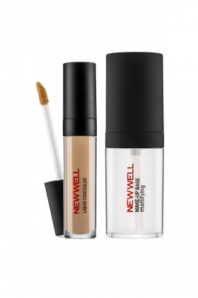 New Well  - Newwell Liquid Concealer Kapatici D-112 ve Makyaj Bazi 30 Ml