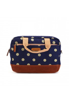 BloominBag - Glittery Dots Laptop Çantası 13 inch