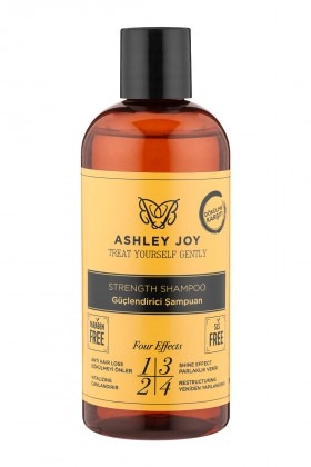 Ashley Joy - Ashley Joy Güçlendirici Şampuan 400 Ml