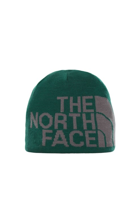 The North Face RVSBL TNF BANNER BNE Yeşil Unisex Bere