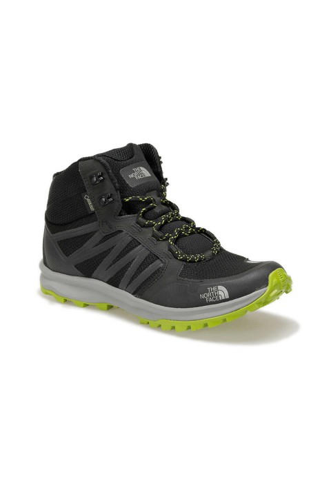 The North Face M LW FP MID GTX (GC) Siyah Erkek Outdoor Bot