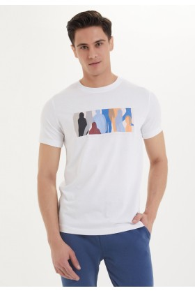 Westmark London - Unity Tee Beyaz T-Shirt