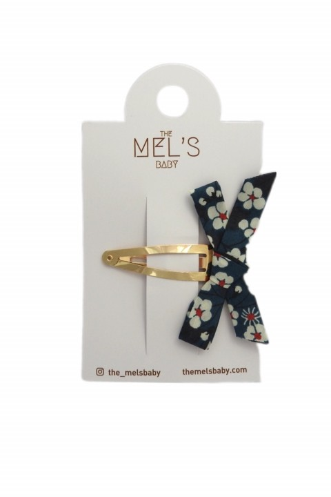 The Mel's Baby Mavi Liberty London Çıt Çıttoka