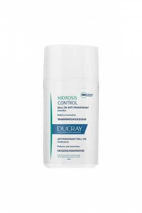 Ducray - DUCRAY Hidrosis Control Roll-On Anti-Perspirant 40 ml - Koltuk Altı Roll-On