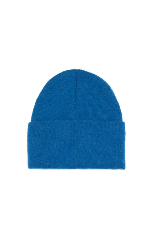 Silk and Cashmere Infinity Beanie Bere