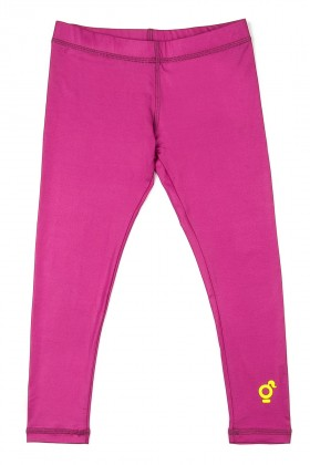 Biondina - Girls Pinky Kids Legging