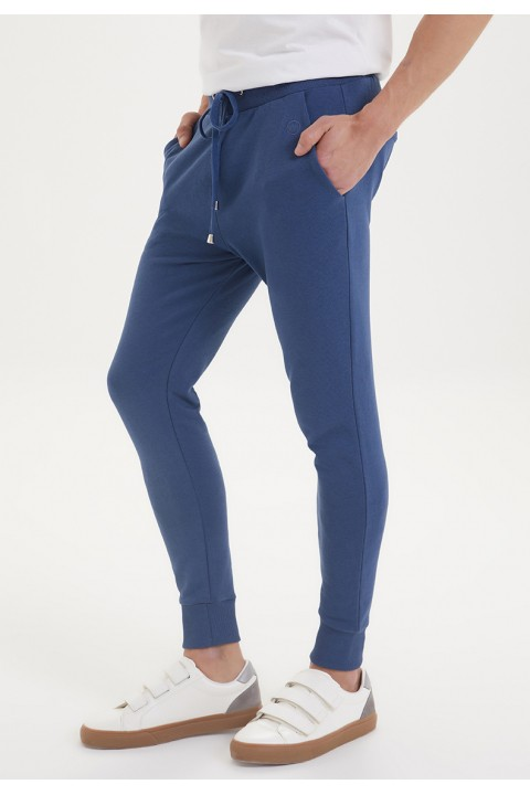 Westmark London ESSENTIALS JOGGER in Dark Denim Jogger