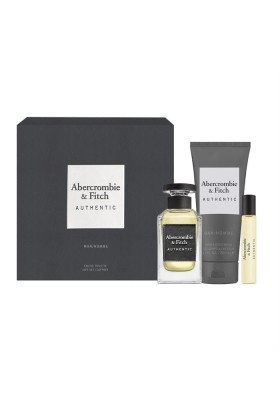 Abercrombie & Fitch Parfüm - Abercrombie Authentic Erkek Edt100Ml+Edt15+Svs200