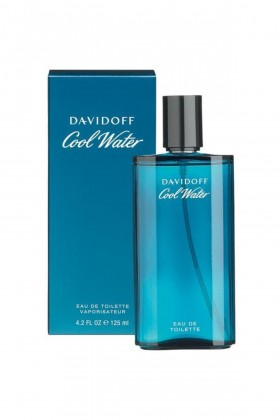Davidoff - Davidoff Cool Water Edt Erkek Parfüm 125 ml