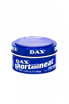 Dax - Dax Wave Teneke Short And Neat Wax 35 gr