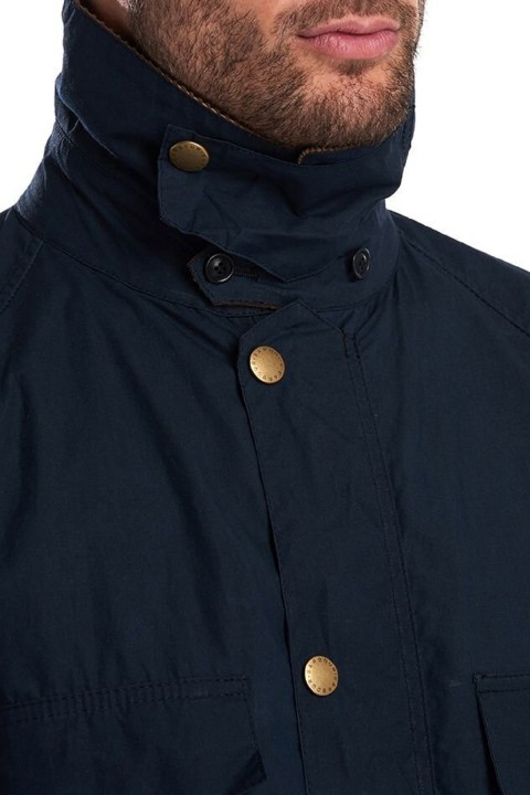 Barbour Barbour Icons Bedale Casual Jacket  Navy