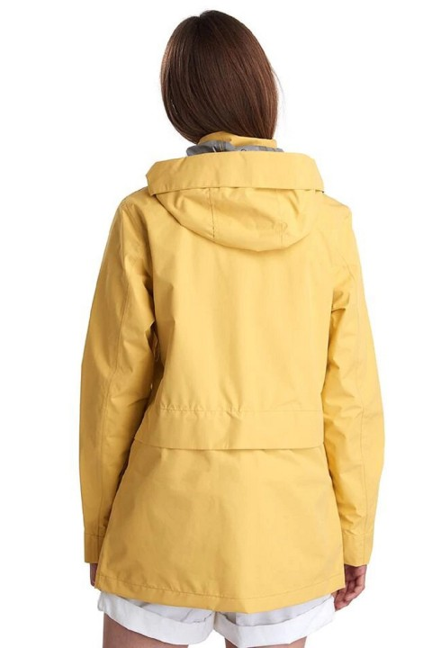 Barbour Barbour Fourwinds Waterproof Jacket  Dandelion