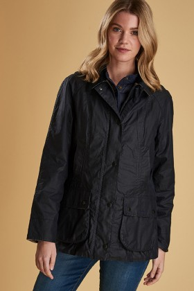 Barbour - Barbour L/Wt Beadnell Royal Navy