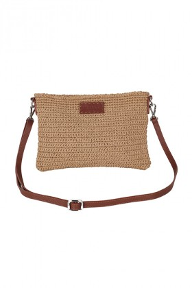 Tullaa - Camel Classic Clutch