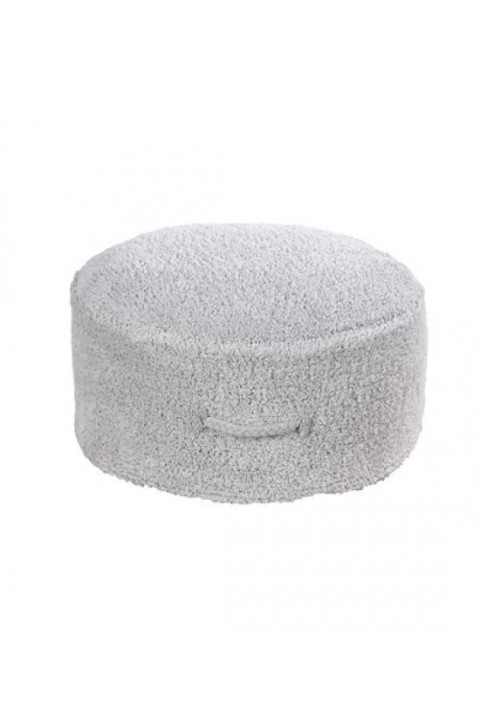 Lorena Canals Puf, Chill Pearl Grey