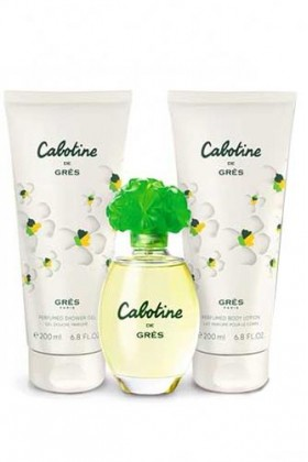 Gres Cabotine  - Gres Cabotine 100 Ml Edt + 200 Ml Body Lotıon + 200 Shower Gel